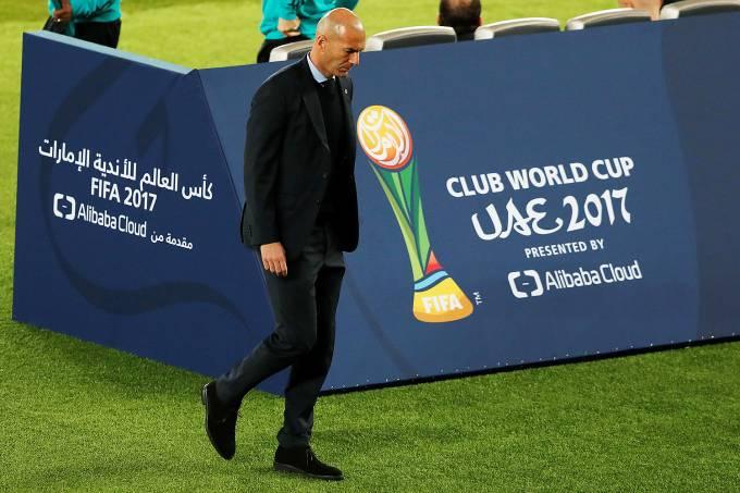 FIFA- Zinedine Zidane