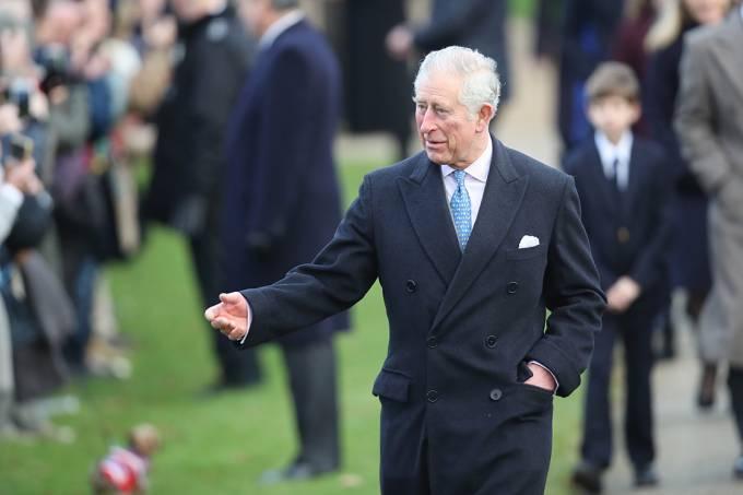 Natal da Família Real britânica