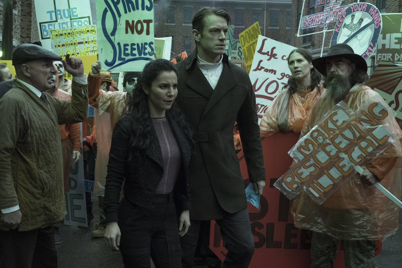 Série Altered Carbon da Netflix