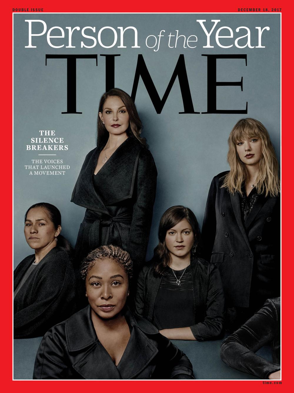 Capa revista Time