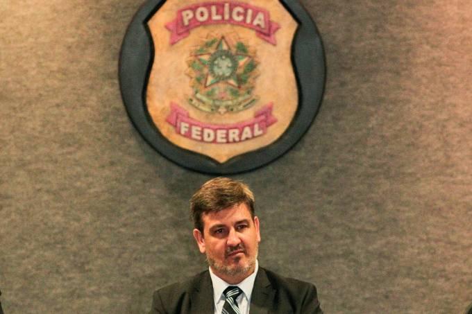 Polícia Federal Fernando Segovia
