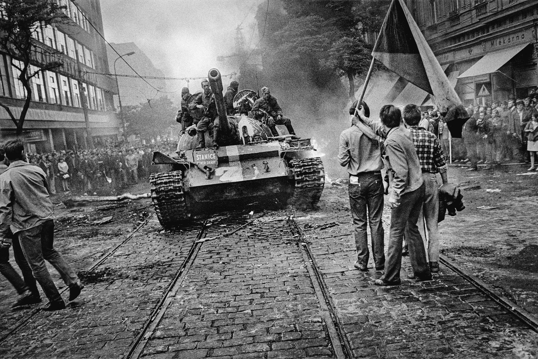 PRAGA, AGOSTO 1968