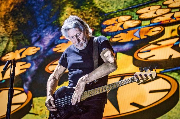 Roger Waters, ex-Pink Floyd