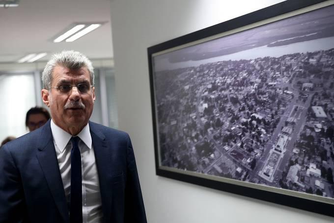 Brasília – O líder do governo no Senado, Romero Jucá