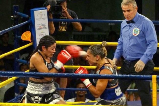 Brasileira Rose Volante é campeã mundial de Boxe