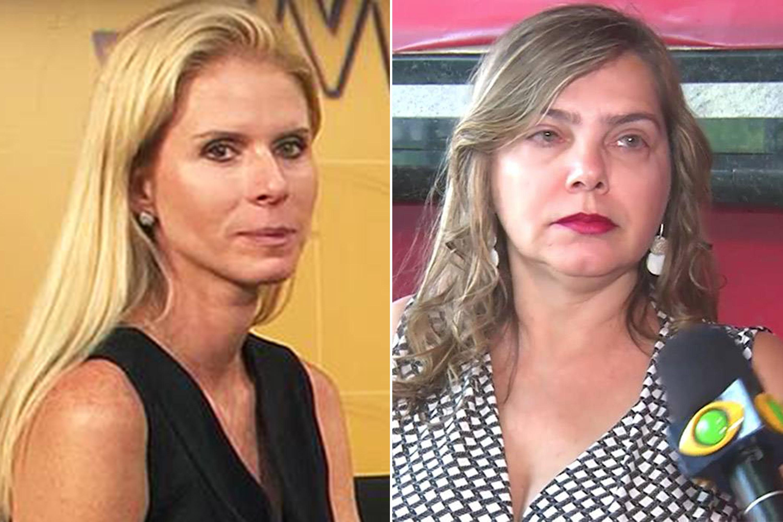 Samantha Ribeiro Meyer e Alice Ribeiro