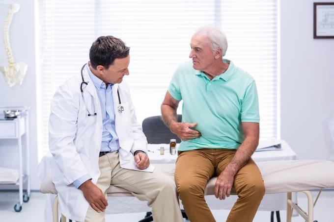 Saúde – Consulta médica