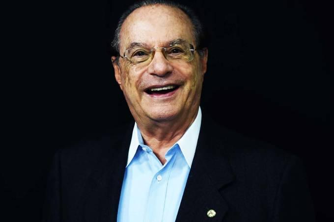 Paulo Maluf, deputado federal pelo PP-SP