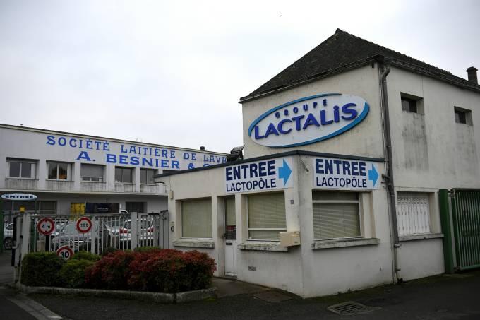 Sede da Lactalis na França