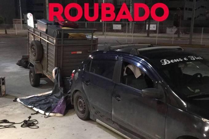 Carreta de Caetano Veloso