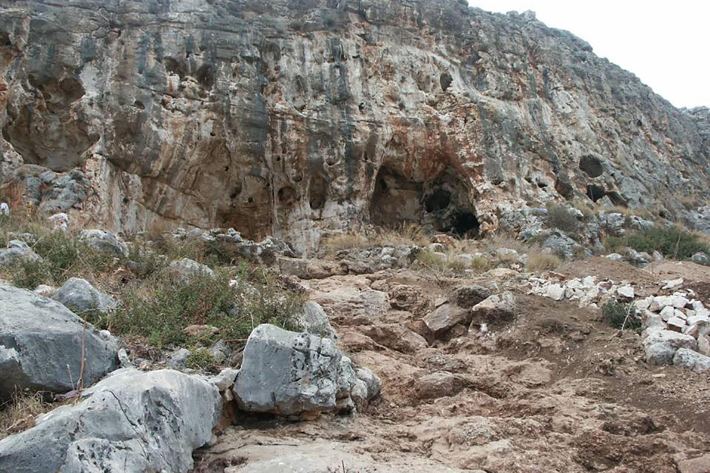 Fóssil humano encontrado em caverna de Israel