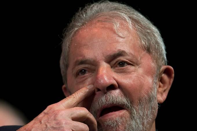 O ex presidente do Brasil, Luiz Inácio Lula da Silva