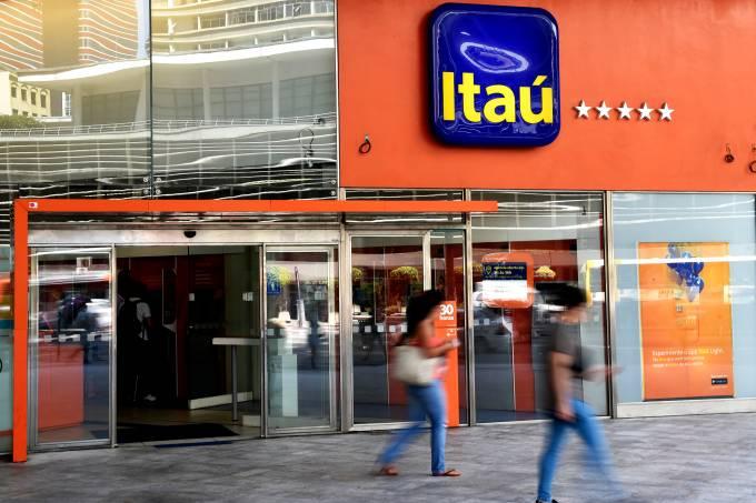 Agência do banco Itaú