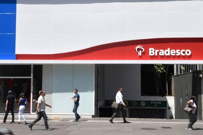 Agência do banco Bradesco