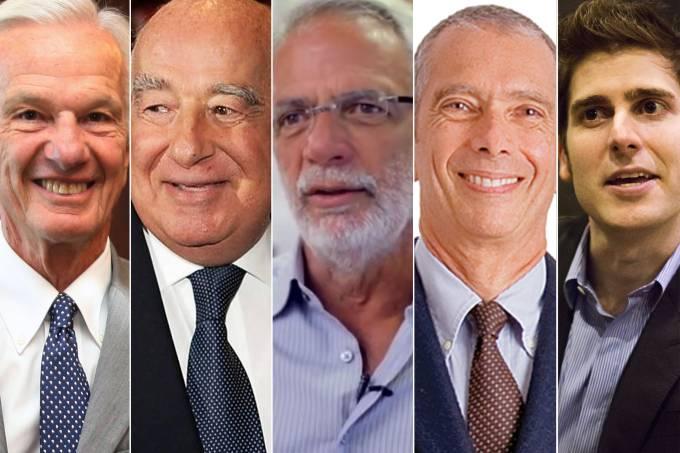 Bilionários brasileiros
