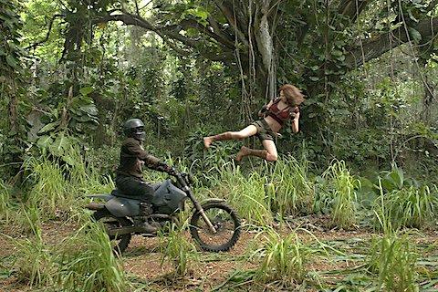 """Jumanji: Bem-Vindo à Selva"""