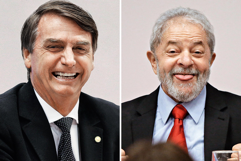 Lula e Bolsonaro são piores que analfabetos funcionais | VEJA