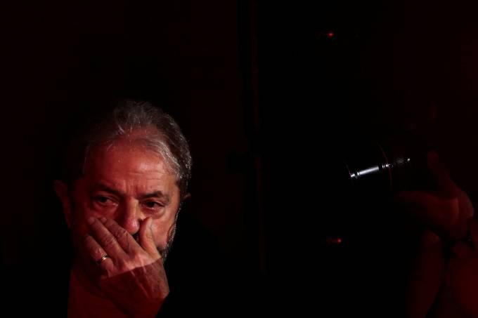 Lula participa de evento do PT em São Paulo
