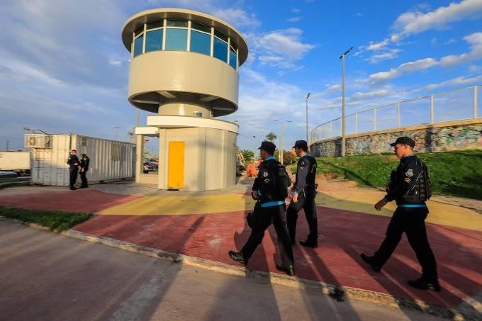 Fortaleza testa torres de vigilância para combater criminalidade na cidade