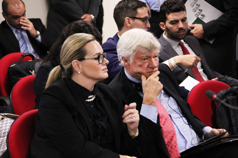 Sessão de julgamento do ex-presidente Lula no TRF-4 (Tribunal Regional Federal da 4ª Região), em Porto Alegre (RS) - 24/01/2018