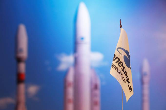 A empresa francesa Arianespace