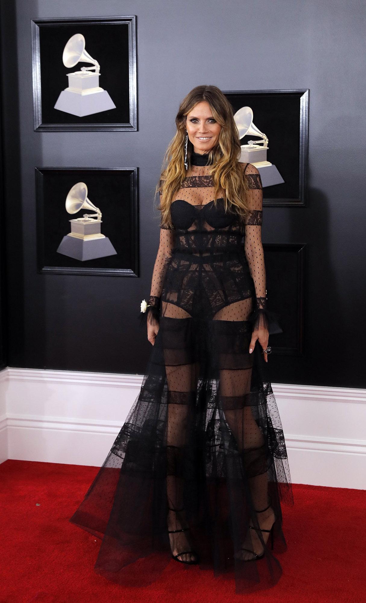 60ª cerimônia do Grammy em Nova York