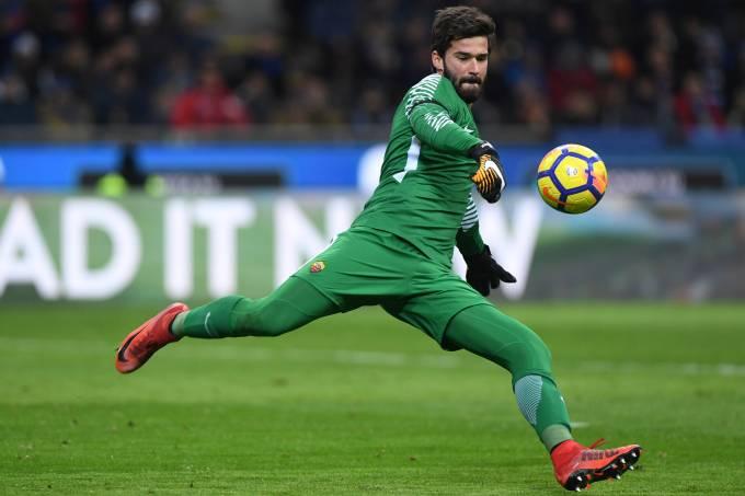 Campeonato Italiano – Inter de Milão x Roma