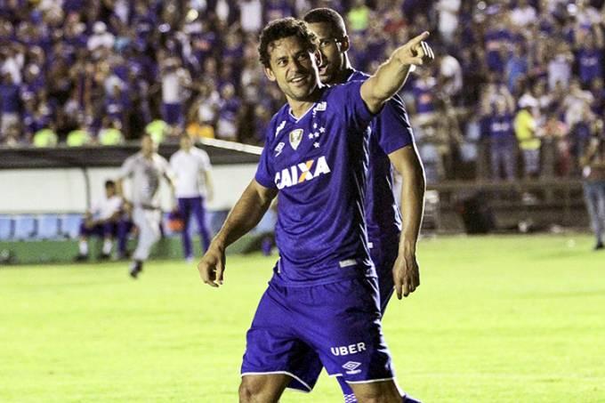 Cruzeiro x Tombense – Fred