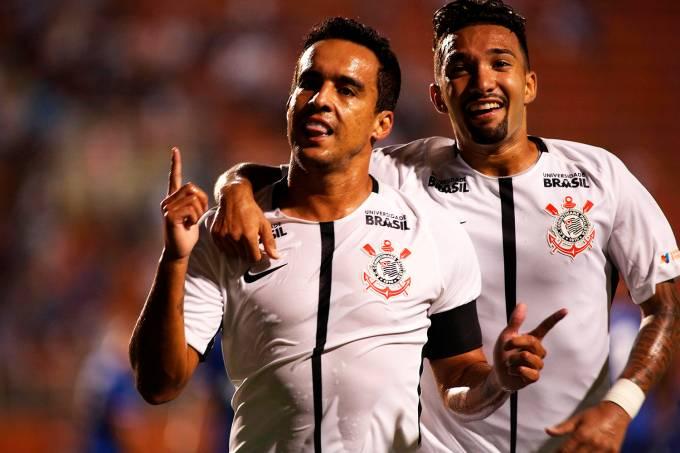 Campeonato Paulista – Corinthians x São Caetano – Jadson