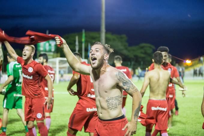 Copa São Paulo 2018 – Santos x Internacional