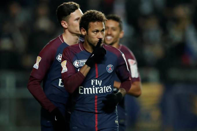 Neymar – PSG x Amiens