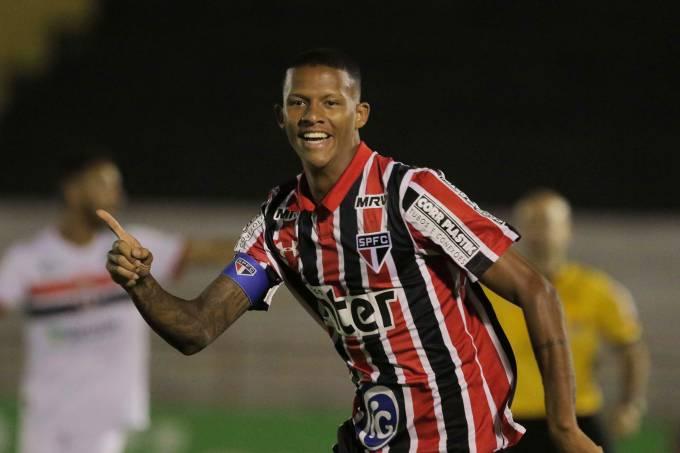 Copa São Paulo – Botafogo (SP) x São Paulo