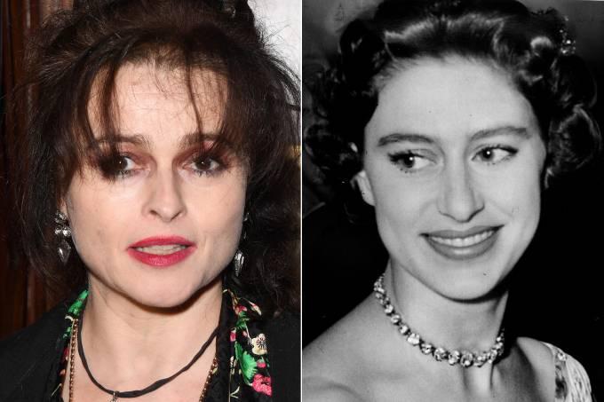 Helena Bonham Carter pode interpretar a princesa Margaret em 'The Crown'