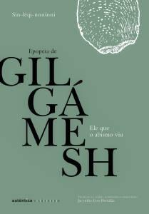 Livro-Epopeia de Gilgámesh Sin Leqi Unninni