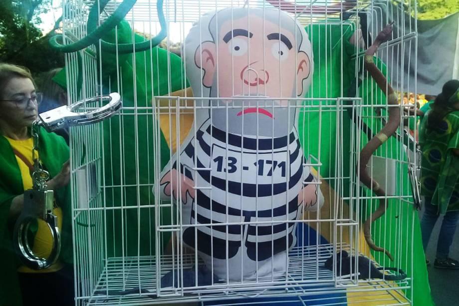 Pixuleco na cadeia