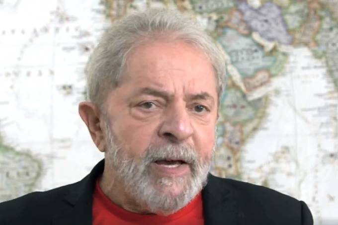 Lula em vídeo à União Africana