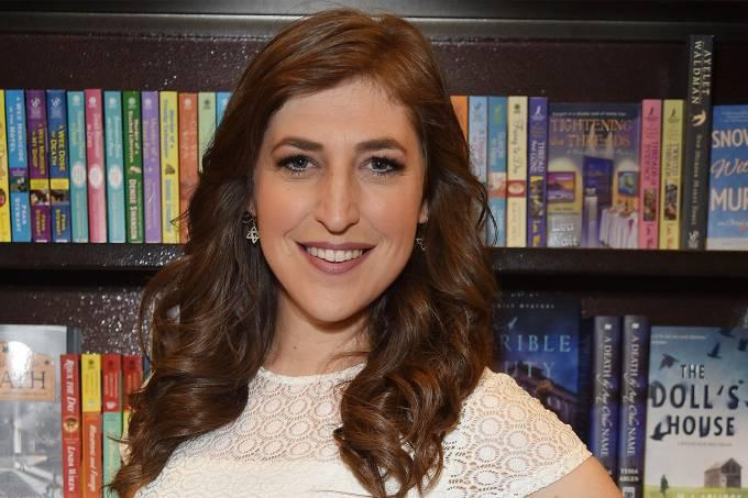 Mayim Bialik, atriz da série The Big Bang Theory