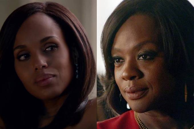 Scandal e How To Get Away With Murder