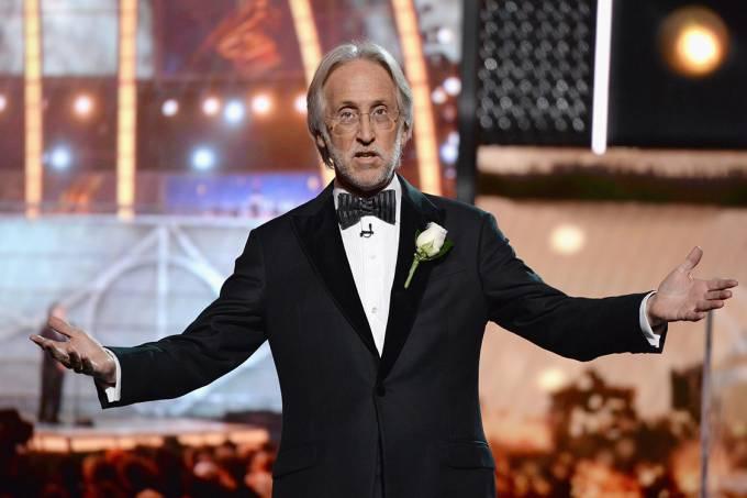 Neil Portnow, presidente do Grammy
