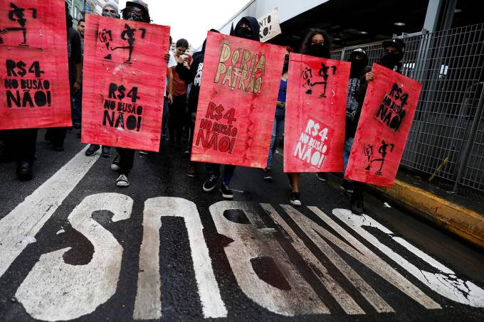 Movimento Passe Livre – São Paulo