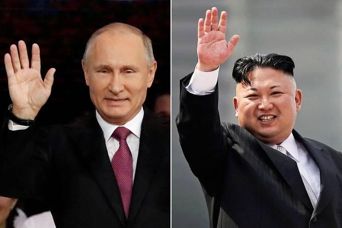 Putin e Kim Jong-un-02