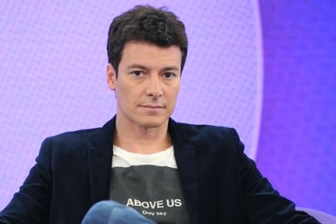 O apresentador Rodrigo Faro