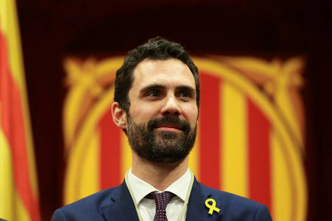 Roger Torrent – Barcelona