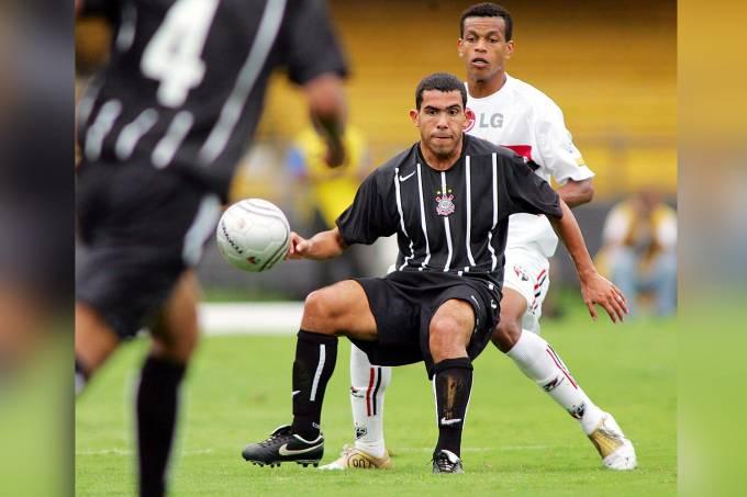 Tevez, do Corinthians