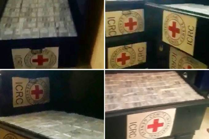 Fake news ICRC