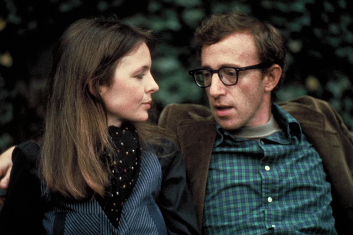 Diane Keaton e Woody Allen no filme 'Noivo Neurótico, Noiva Nervosa'