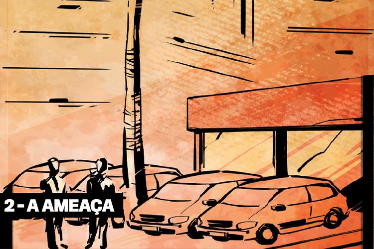 2 - A ameaça: após ele ter contado tudo o que sabia, a prisão do seu ex-sócio foi convertida de temporária em preventiva. Depois disso, Roberto do PT confidenciou a pessoas próximas que se sentia ameaçado. Com receio de que algo lhe acontecesse, ele vendeu sua casa, pôs à venda seu carro e procurou um automóvel blindado para comprar