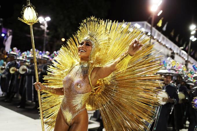 Carnaval RJ – Unidos de Vila Isabel – Sabrina Sato