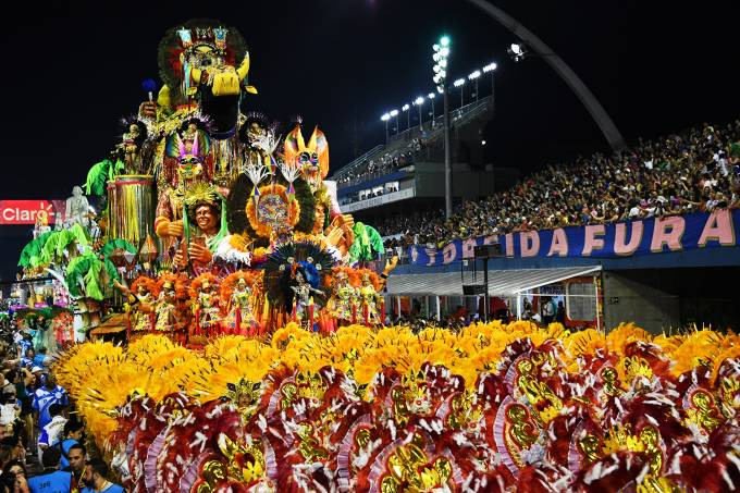 Carnaval SP – Acadêmicos do Tatuapé
