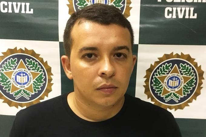 Polícia prende chefe de facção criminosa em Ipanema